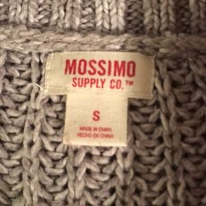 Mossimo Supply Co. Sweaters - Oversized grey sweater